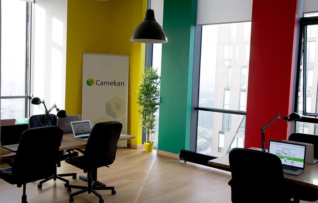 Camekan Ofis 1